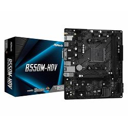 ASRock Main Board Desktop B550M-HDV