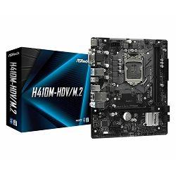 ASRock Main Board Desktop H410M-HDV/M.2