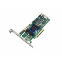 RAID Controller ADAPTEC  2270100-R, Internal RAID 6805 512MB up to 256 devices (PCI Express 2.0 x8, SAS/Serial ATA III-600) (JBOD, 0, 1, 10, 5, 50, 6,1E,5EE,60) (Single) 2270100-R