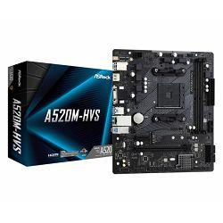 Matična ploča Asrock AMD AM4 A520M-HVS