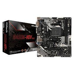 Matična ploča ASRock B450M-HDV R4, AM4