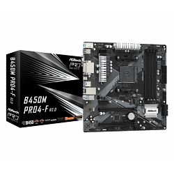 Asrock AMD AM4 B450M PRO4-F R2.0