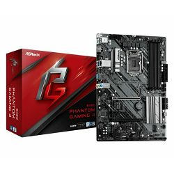 Asrock Intel LGA1200 B460 PHANTOM GAMING 4