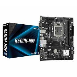 Asrock Intel LGA1200 B460M-HDV
