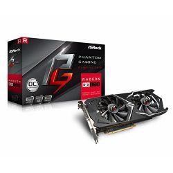 Grafička kartica Asrock Radeon Phantom Gaming X RX570 8G OC
