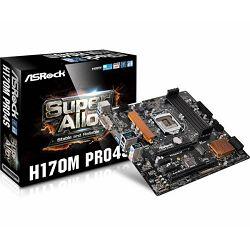 Matična ploča Asrock LGA1151 H170M PRO4S