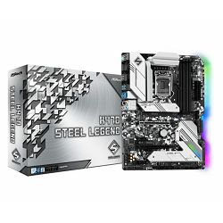 Asrock Intel LGA1200 H470 STEEL LEGEND