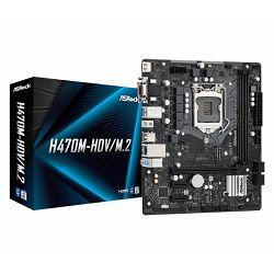 Matična ploča ASROCK Intel LGA1200 H470M-HDV M.2