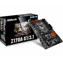 Matična ploča ASRock LGA1151 Z170A-X 3.1
