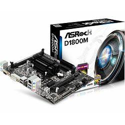 Matična ploča Asrock Micro ATX MB with Intel Dual Core J1800 CPU