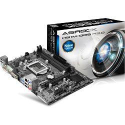 Matična ploča ASRock Intel 1150 Socket H81M-DGS Chipset M-ATX MB