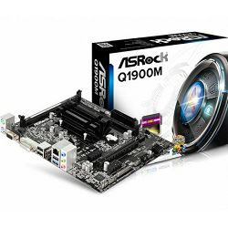 Asrock Intel Bay Trail-D CPU Onboard Series Micro ATX MB