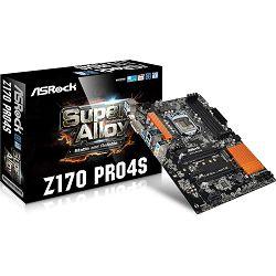 Matična ploča ASRock LGA1151 Z170 PRO4S