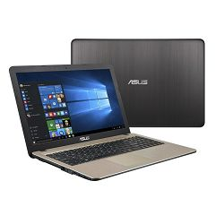 Laptop Asus X540LA-DM725 VivoBook Black, Gold 15.6