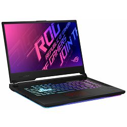 Laptop Asus G512LU-HN082 ROG Strix G15, 90NR0351-M01280, Black 15.6