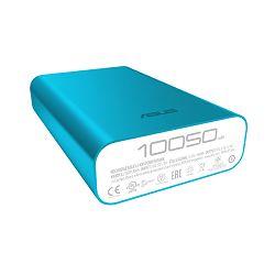 Asus ZenPower ABTU005, powerbank, 10050mAh, plavi