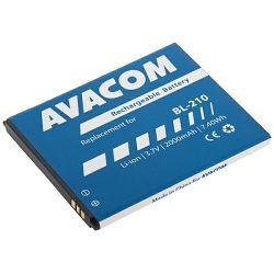 Baterija Avacom Lenovo A536 3,7V 2Ah umjesto BL210
