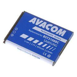 Baterija Avacom Samsung X200, E250