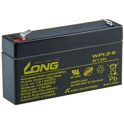 Baterija Avacom UPS , 6V 1,2Ah F1 (WP1,2-6)