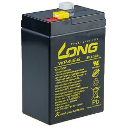 Baterija Avacom UPS , 6V 4,5Ah F1 (WP4.5-6)