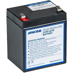 Avacom baterijski kit za APC RBC30, 1 kom.