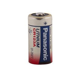 Baterija Avacom CR123A Panasonic Lithium 1ks Blist