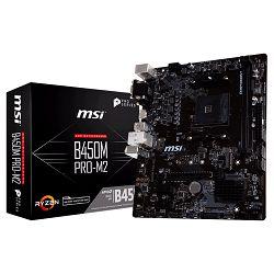 Matična ploča MSI B450M PRO-M2