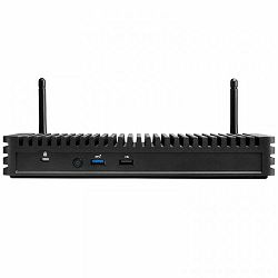 Intel NUC Rugged Chassis Element CMCR1ABA, EU cord, 2 pack