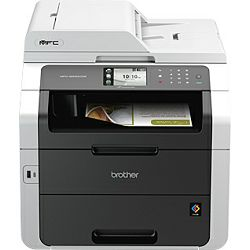 Brother  MFC-9340CDW  MFC LASER COLOR PRINTER -CEE