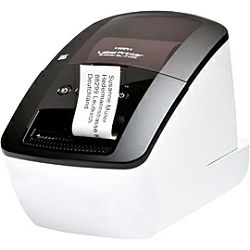 Brother Label printer QL710W + Tapes