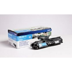 TN321C Brother Cyan Toner - 2500 str