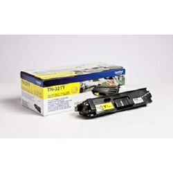 TN321Y Brother Zuti Toner - 2500 str