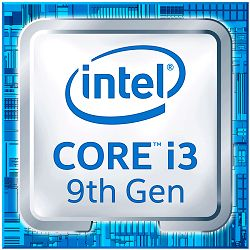 Procesor Intel CPU Desktop Core i3-9100F (3.6GHz, 6MB, LGA1151) box