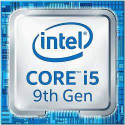 Intel CPU Desktop Core i5-9500 (3.30GHz, 9MB, LGA1151) box
