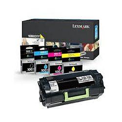 Lexmark toner C242XY0 za C/MC 2425/2535, MC2640, žuti (toner 3.500 str.)