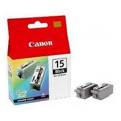 Canon tinta BCI-15BK, crna - 2 komada