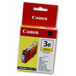 Tinta CANON BCI-3Y, žuta