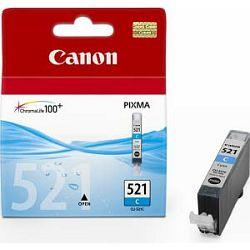 Tinta CANON CLI-521C, cijan
