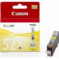 Tinta CANON CLI-521Y, žuta