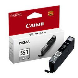Tinta CANON CLI-551GY XL, siva