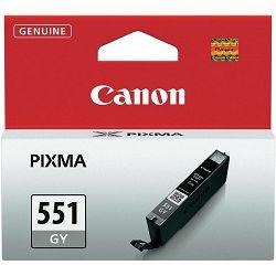 Tinta CANON CLI-551GY, siva