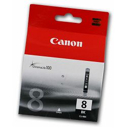 Tinta CANON CLI-8BK, crna
