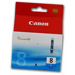 Tinta CANON CLI-8C, cijan