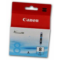 Tinta CANON CLI-8PC, fotocijan