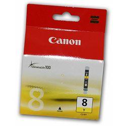 Tinta CANON CLI-8Y, žuta