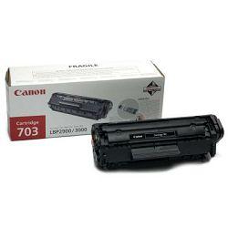 Toner Canon CRG-703, crni