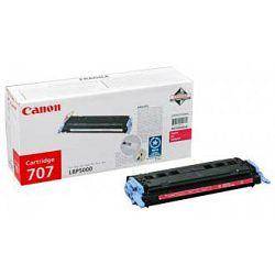 Toner Canon CRG-707M, magenta