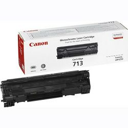 Toner Canon CRG-713, crni