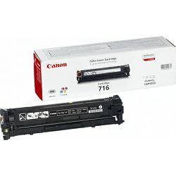Toner Canon CRG-716B, crni