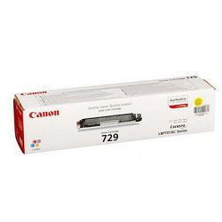 Toner Canon CRG-729Y, žuti
